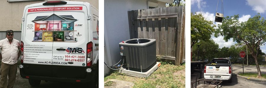 Palm Beach air conditioning Professional Installation