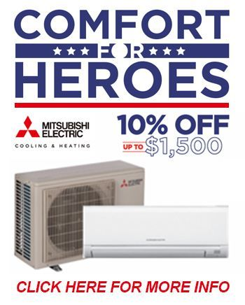 Broward air conditioning comfort for heroes