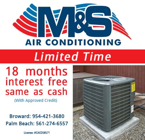 Air Conditioning Deerfield Beach FL Residential Ductless Cooling 18 months